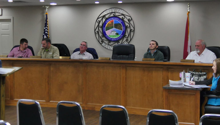 Rainsville City Council holds last meeting of 2016 (VIDEO)