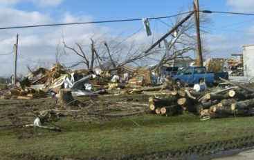 Tornado damage assessment at $3 million