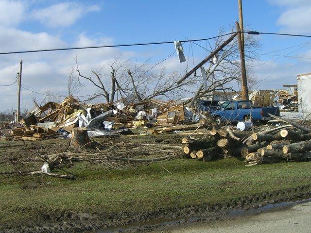Tornado damage assessment at $3 million
