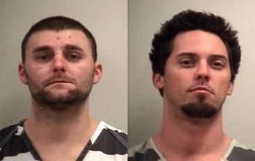 Two arrested on warrants in Grove Oak after tips