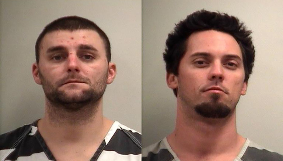 Two arrested on warrants in Grove Oak after tips