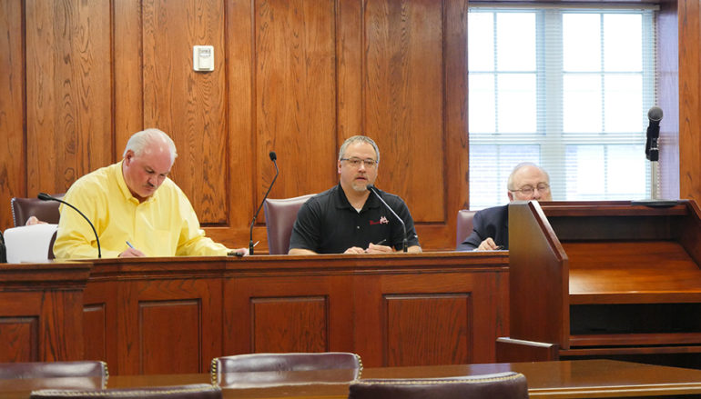 Fort Payne City Council Meeting, January 3, 2017 (Video)