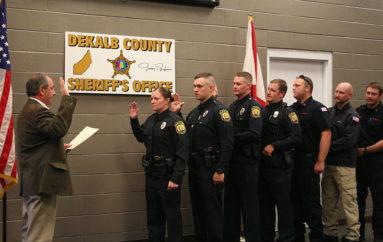 DeKalb County expands Special Response Team (SRT)
