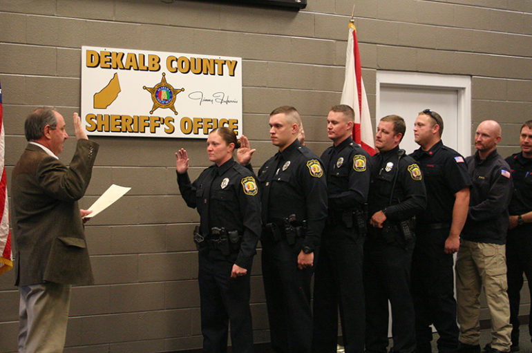 DeKalb County expands Special Response Team (SRT)