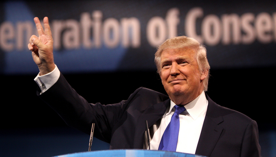 Trump sticks to campaign promises in inauguration speech
