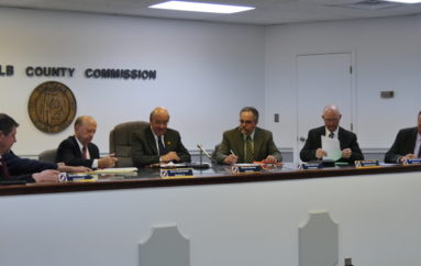 VIDEO: County Commission handles personnel changes in short meeting