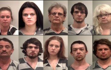Burglary investigation leads to large drug bust in Fort Payne