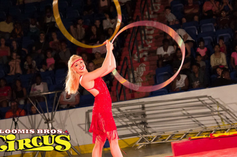 Five winners announced for the Loomis Bros. Circus Tickets!