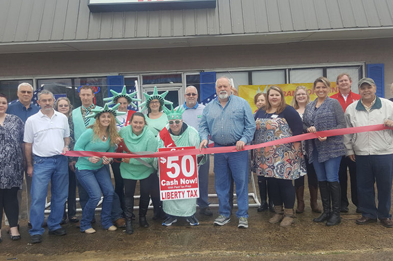 Liberty Tax – Rainsville open for tax season!