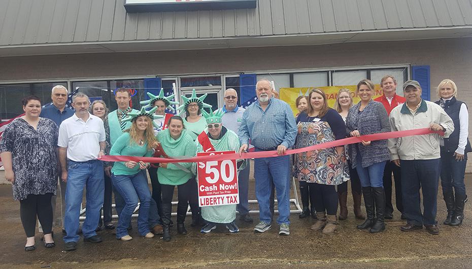 Liberty Tax - Rainsville open for tax season!