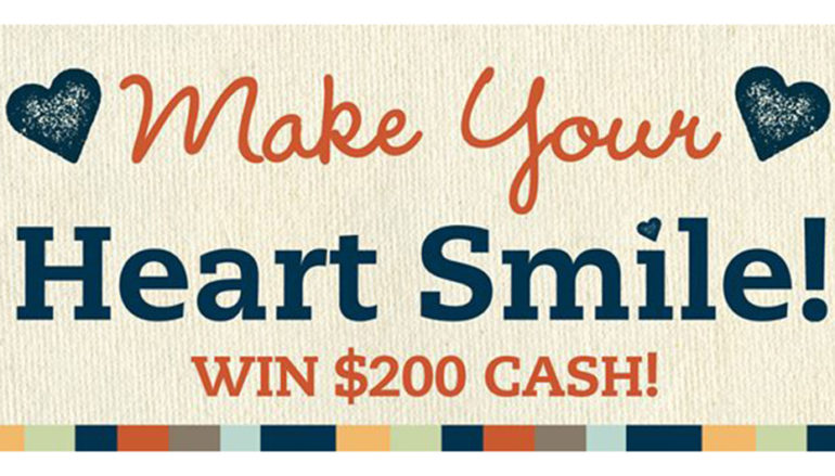 Give blood on Thursday and enter to win $200!