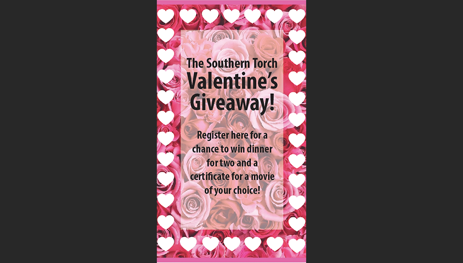 Southern Torch Dinner and a Movie Valentine's Day Giveaway!