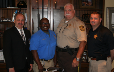"DeKalb County Deputy named ""DARE"" Officer of the Year"
