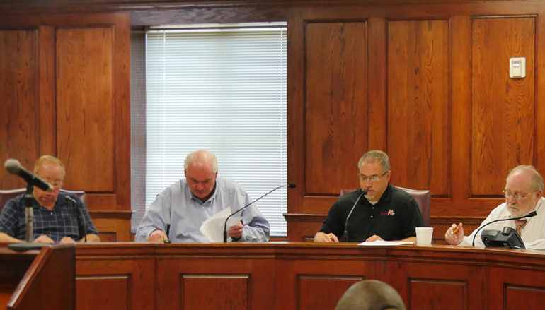 VIDEO: Fort Payne passes finalized logging ordinance