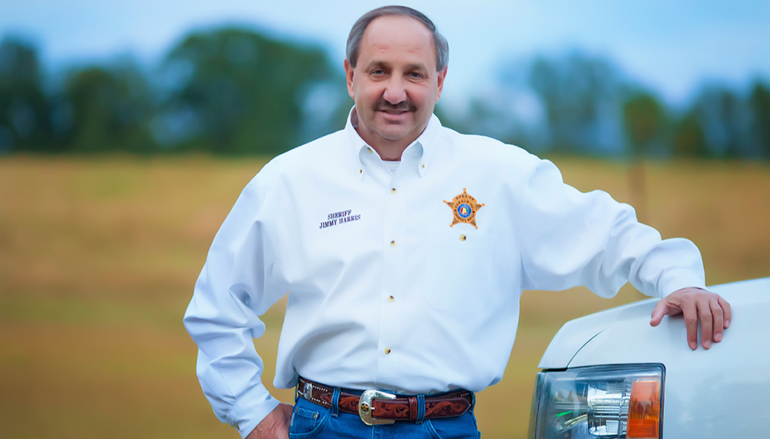Sheriff Harris sends letter asking for pistol permit to be honored in all states
