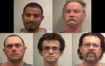 DeKalb County deputies have busy weekend