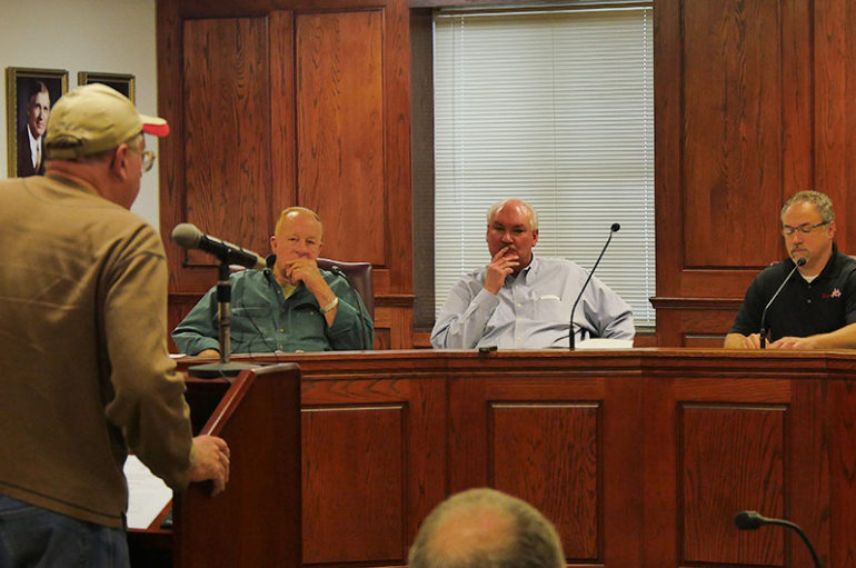 VIDEO: Fort Payne Council discusses first draft of slope ordinance