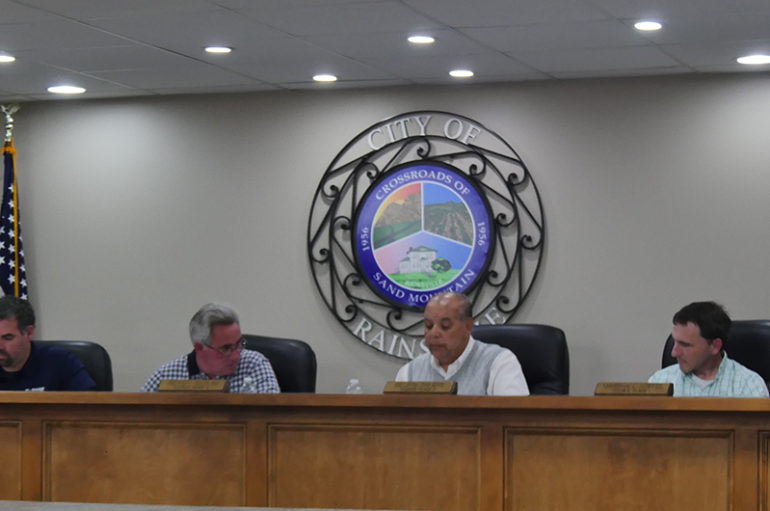 VIDEO: Rainsville Council covers wide variety of issues