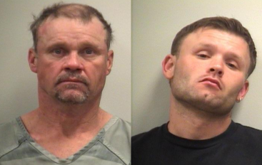 NOT SMART: Men with warrants, drugs in the car approach a DeKalb Co. Deputy
