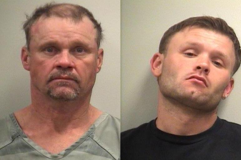 NOT SMART: Men with warrants, drugs in the car approach a DeKalb Co. Deputy