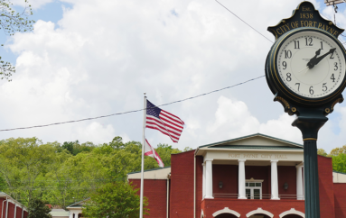 LIVE: Fort Payne City Council Meeting, May 1, 2018