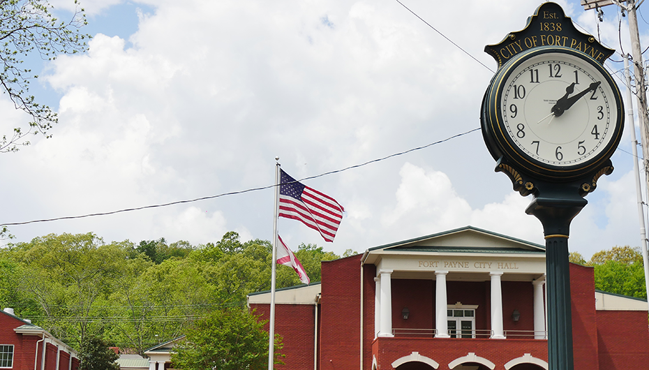 City of Fort Payne looks to design new flag, and they need your help!