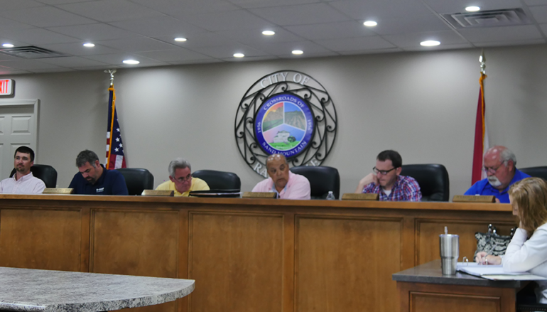 LIVE: Rainsville City Council Meeting, April 2, 2018
