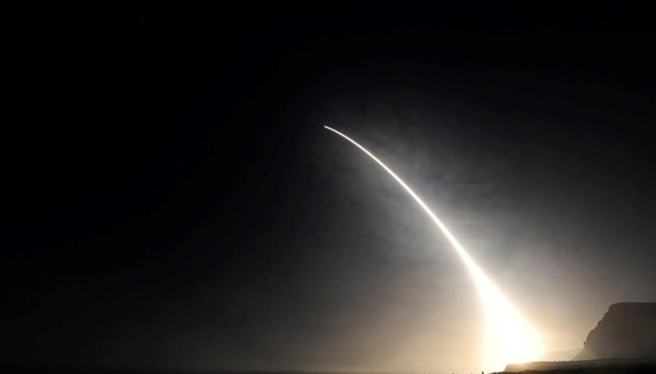 VIDEO: Watch the Air Force show North Korea how to conduct a successful missile test!