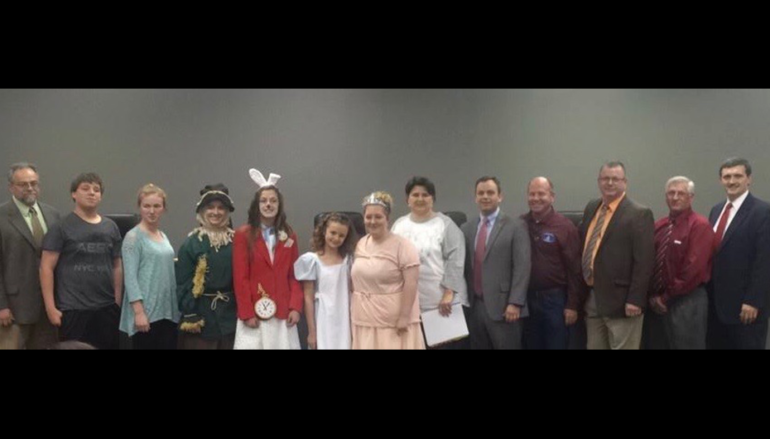 "Ruhama Community Theatre presents, ""Dorothy in Wonderland"" this weekend!"