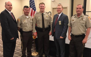 Cherokee County Sheriff's Office welcomes new deputy