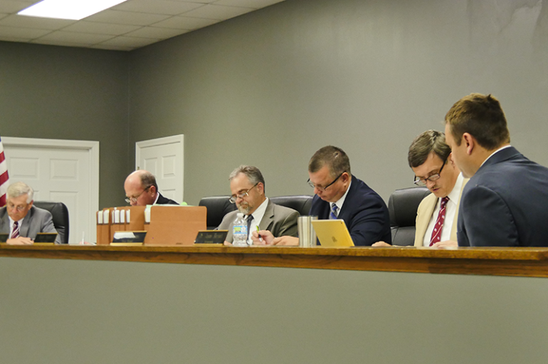VIDEO: The DeKalb Board of Education makes end of school year employee moves