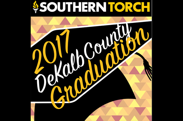 Be sure to pick up this year's Southern Torch DeKalb County Graduation Issue, hitting stands today!