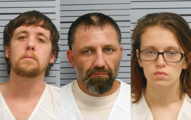 Two from Fyffe arrested after high-speed chase, third from Flat Rock still at large