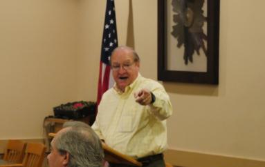 VIDEO: Ag. Commissioner McMillan address DeKalb County Republicans, Black announces commission run
