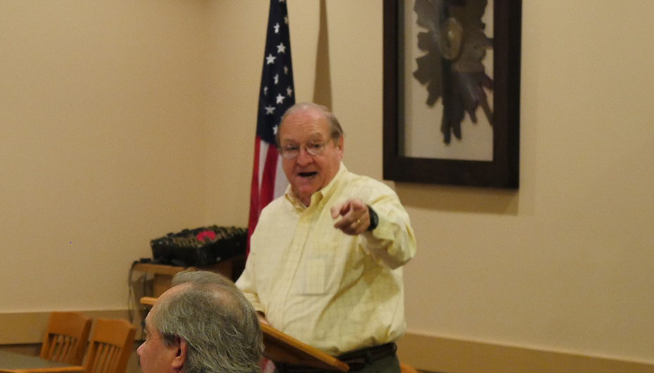 VIDEO: Ag. Commissioner McMillan address DeKalb County Republicans, Black announces commission run
