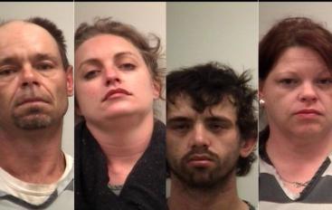 DeKalb Co. Deputies make drug arrests on Saturday.