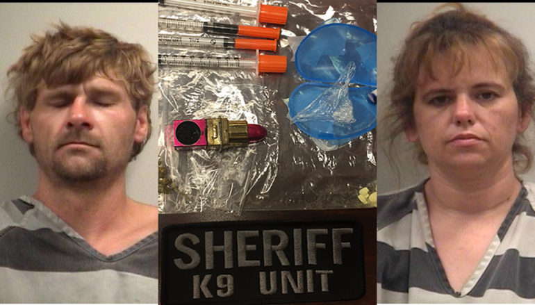 Two arrested in Fyffe for narcotics last week in separate traffic stops