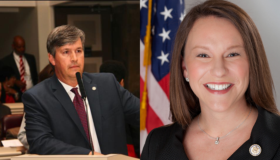 Rep. Barry Moore (R - Enterprise) officially announces primary run against Martha Roby