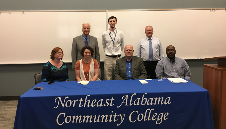 Northeast Alabama Comm. College hosts 'Careers in Counseling' Event