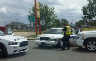 Rainsville Police Officer injured in accident on Highway 35