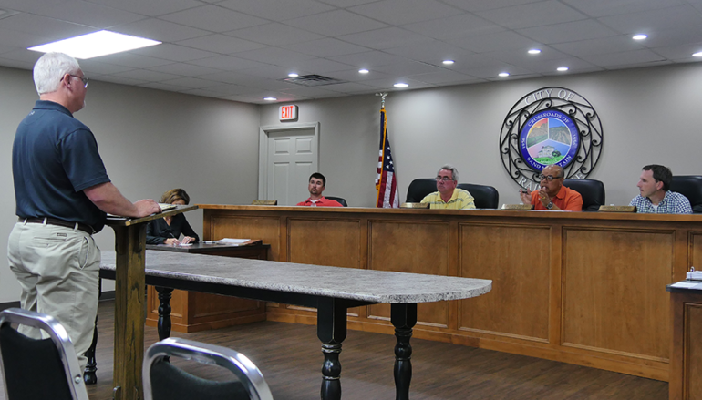 VIDEO: Rainsville Council demands answers on Chavies Road bridge project