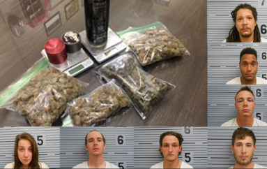 Month long investigation and search warrant leads to drug arrest in Section