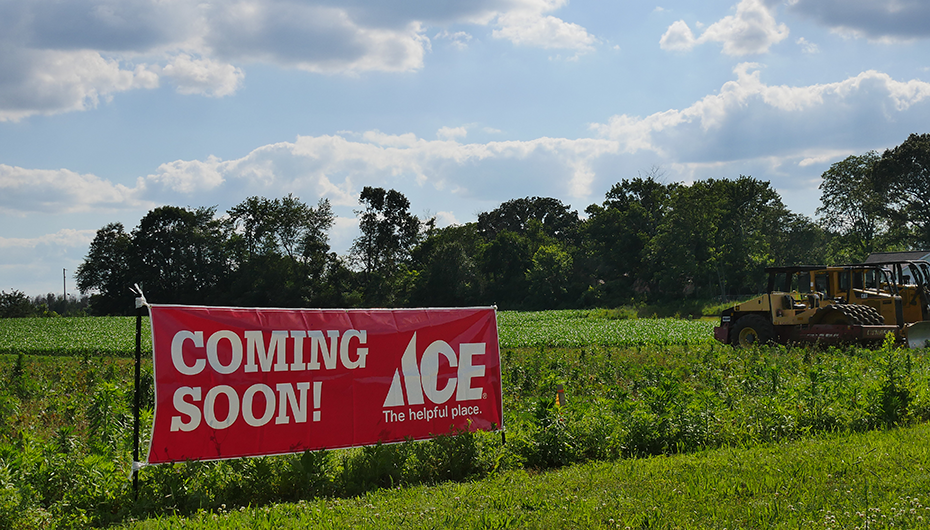 Construction to begin on Rainsville Ace Hardware location!