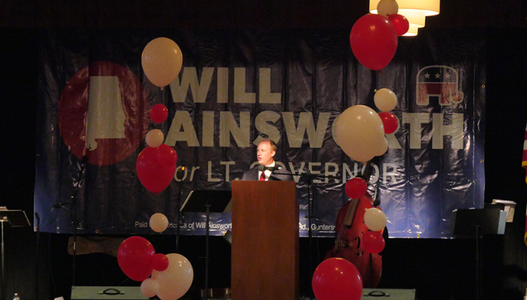 VIDEO: Rep. Will Ainsworth announces campaign for Lieutenant Governor!