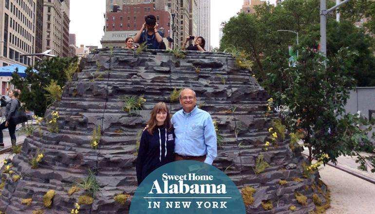 Sweet Home Alabama in New York City