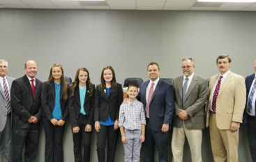 DeKalb County BOE recognizes students who excel at the state level