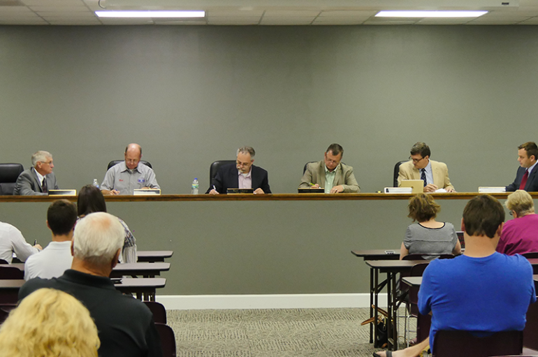 VIDEO: DeKalb BOE approves building lease, employee items, and a HAM radio station for Plainview!