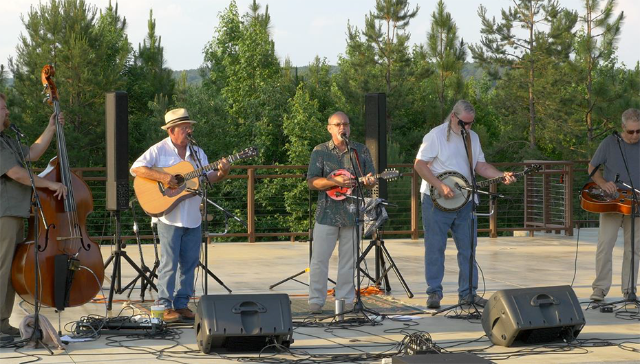 The Canyon Center Welcomes Top Bluegrass Artists back for a 4th Annual Event!