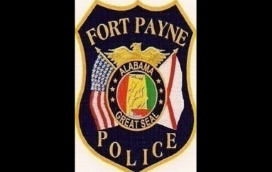 Fort Payne Police Report for Friday, September 8 – Sunday, September 10