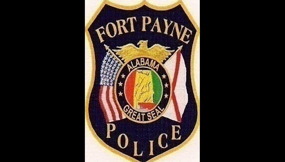 Fort Payne Police Report for Monday, Sep. 25 - Thursday, Sep. 28